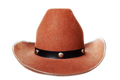 Sombrero de vaquero Imagen de archivo libre de regalías