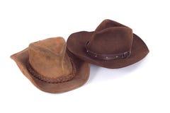 Sombrero de vaquero Foto de archivo libre de regalías