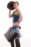 Sombrero de vaquero Fotografía de archivo