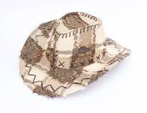 Sombrero de vaquero de la vendimia Imagenes de archivo