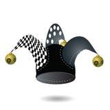 Sombrero del bufón Imagen de archivo libre de regalías