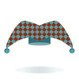 Sombrero del bufón Fotos de archivo libres de regalías
