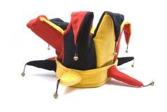 Sombrero del bufón Foto de archivo