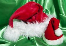 Sombrero del calus de Papá Noel Fotografía de archivo libre de regalías