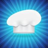Sombrero del cocinero Imágenes de archivo libres de regalías