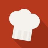 Sombrero del cocinero Fotografía de archivo libre de regalías