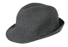 Sombrero del estilo del hombre Imágenes de archivo libres de regalías