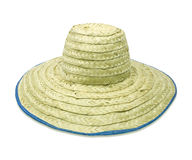 Sombrero del fundador aislado en el fondo blanco fotos de archivo