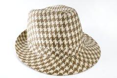 Sombrero del gángster foto de archivo libre de regalías