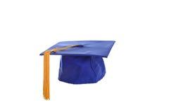 Sombrero del graduado Fotos de archivo