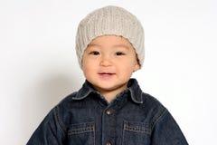 Sombrero del invierno Fotografía de archivo libre de regalías