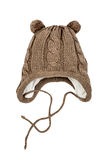 Sombrero del invierno de los niños Imagen de archivo
