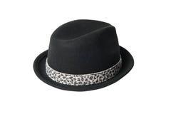 Sombrero del leopardo imágenes de archivo libres de regalías
