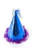 Sombrero del partido fotografía de archivo libre de regalías