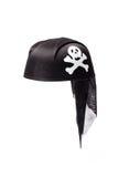 Sombrero del pirata Fotos de archivo libres de regalías
