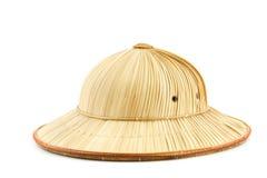 Sombrero del safari aislado Fotos de archivo