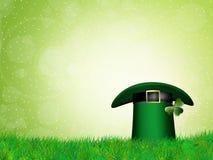 Sombrero del St Patricks Fotos de archivo libres de regalías