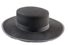 Sombrero español Imágenes de archivo libres de regalías