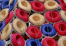 Sombrero Hat Stock Photos