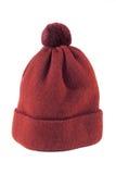 Sombrero hecho punto Fotografía de archivo libre de regalías