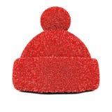Sombrero hecho punto Foto de archivo libre de regalías