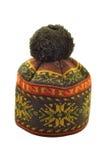 Sombrero hecho punto invierno Foto de archivo