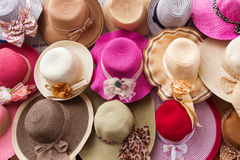 Sombrero hermoso Imágenes de archivo libres de regalías