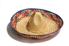 Sombrero-Hut Lizenzfreies Stockbild