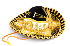 Sombrero messicano Fotografie Stock