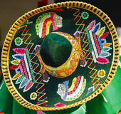 Sombrero. Mexican hat - sombrero. national clothes Stock Photo