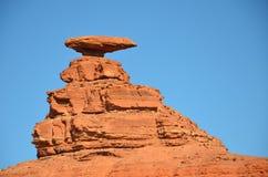 Sombrero mexicano en San Juan County, Utah Imagenes de archivo
