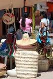 Sombrero nel Messico Fotografia Stock Libera da Diritti