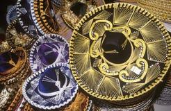Sombrero's Royalty-vrije Stock Fotografie