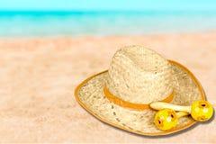 Sombrero. Cinco de mayo mexican culture maraca hat party latin american culture