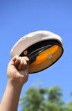 Sombrero sueco de la graduación Imagen de archivo libre de regalías
