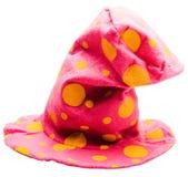 Sombrero superior punteado Imagenes de archivo