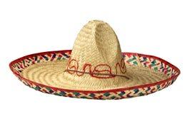 Sombrero típico del mexicano Imagenes de archivo