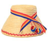 Sombrero tradicional rumano Imágenes de archivo libres de regalías