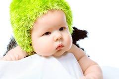 Sombrero verde Fotografía de archivo