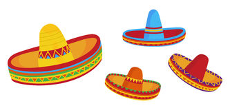 Sombreros Royalty Free Stock Image