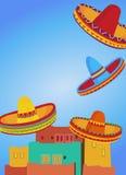 Sombreros Stock Image