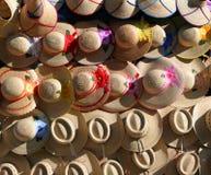 Sombreros Fotografie Stock