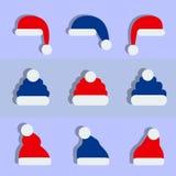 sombreros Fotografía de archivo libre de regalías