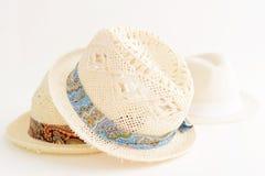 Sombreros de moda Imagen de archivo