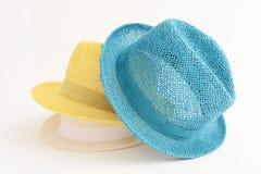 Sombreros de moda Fotos de archivo libres de regalías