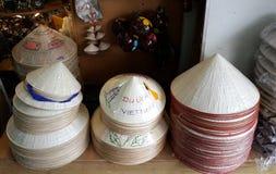Sombreros de Vietnam Fotos de archivo libres de regalías