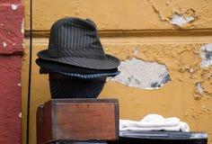 Sombreros del tango Foto de archivo