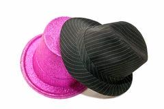 Sombreros para la celebración Imagen de archivo libre de regalías