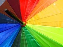 sombrilla Imagen de archivo libre de regalías