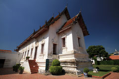 Somdet phra narai national museum royalty free stock photo
